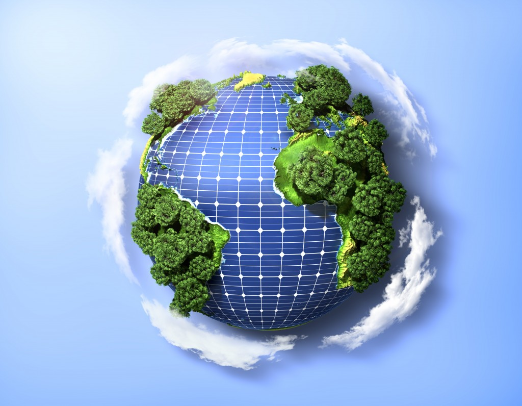 Resultado de imagen para energia solar contra la contaminaciòn